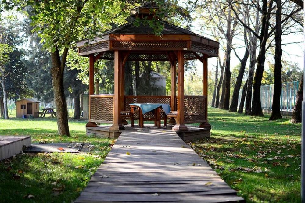 estructuras de madera en donosti pergolas cenadores porches en donostia guipuzcoa