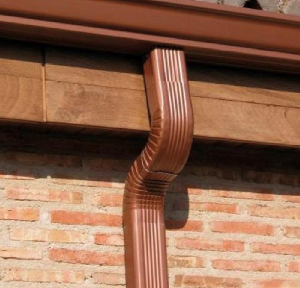 Canalones y bajantes en Donosti tejados