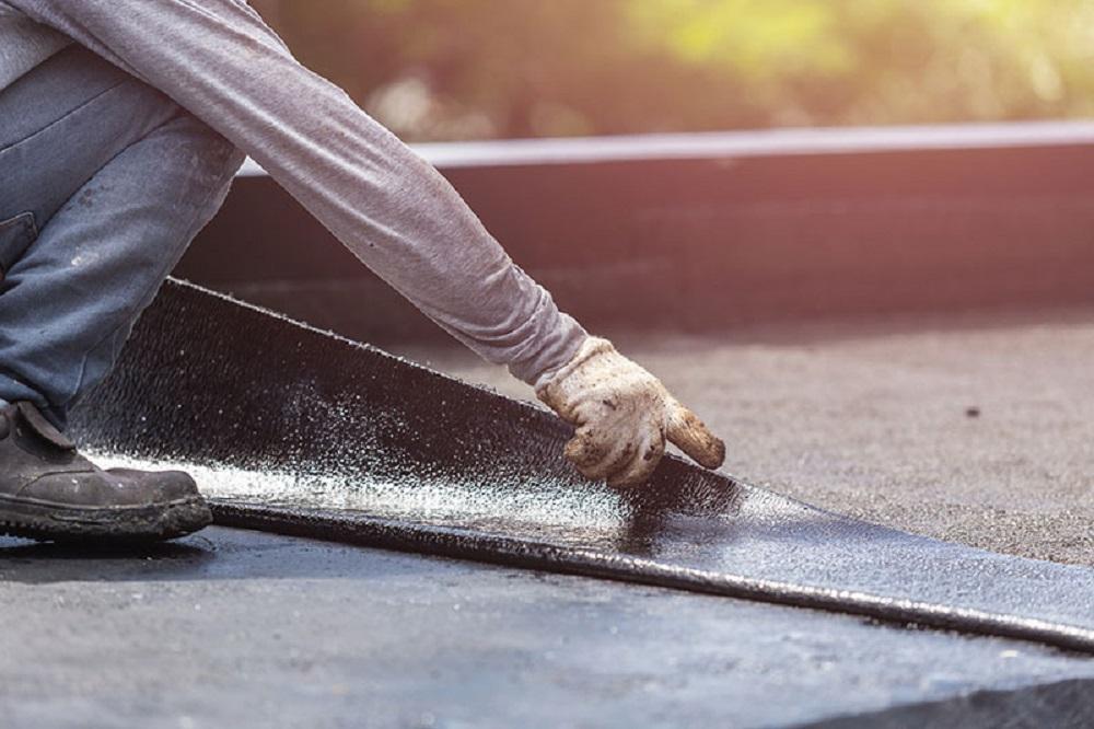 colocacion de tela asfaltica en tejados y cubiertas impermeabilizaciones en tejados donosti