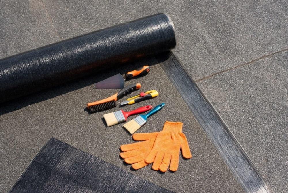Tela asfaltica donosti goteras impermeabilizaciones