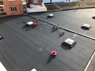 impermeabilizaciones de cubierta terrazas tejados garajes por tejados donosti garantia y calidad al mejor precio