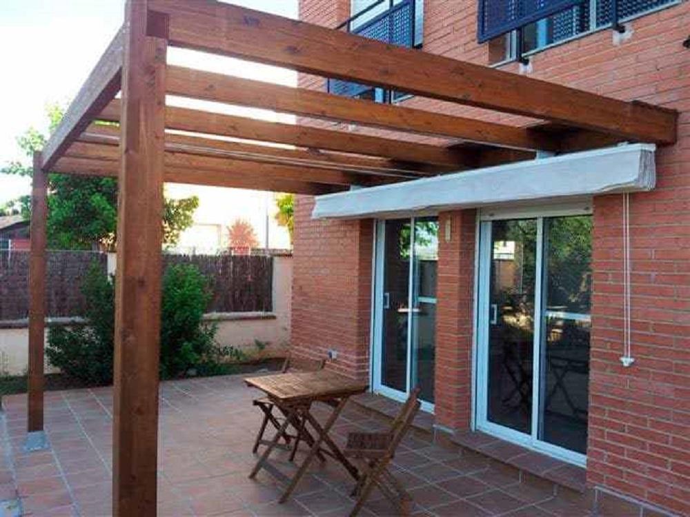 Porche economico barato estructuras de madera donostia tejados donosti