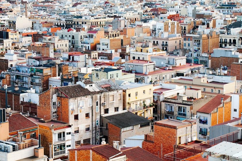 reparación de tejados en Donosti San Sebastian cubiertas